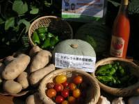 新鮮野菜のほんの一部をご紹介