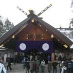 北海道神宮 2013.1.6