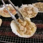 帆立のバター焼き最高!!
