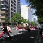 TOKACHI 紅 の演舞