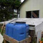 重宝する雨水タンク