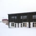 雪山・赤い屋根の「風」・新築中の「空」