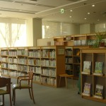 Lプラザ1F の図書空間