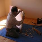 建具の微調整