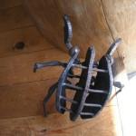 鉄の昆虫?