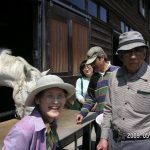 2009年5月.馬は特に好き