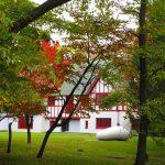 白亜の知事公邸